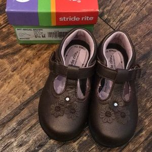 NWT Stride Rite Ballerina Shoes